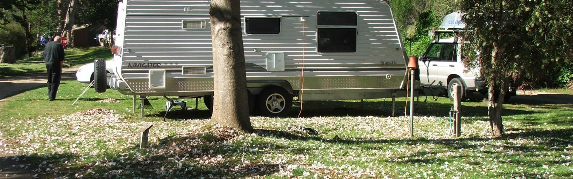 Vans for sale | Riverview Caravan Park